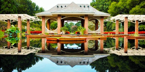Visit Huntsville Botanical Garden