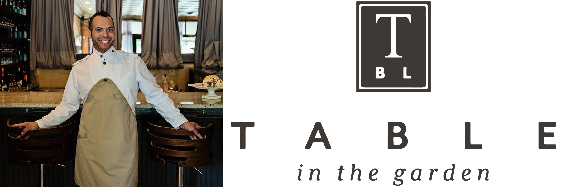 Chef Jakob and TBL Logo