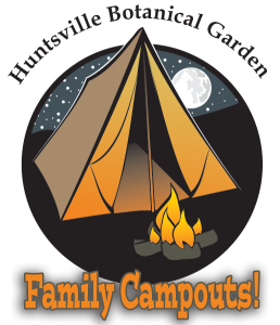 Family Camp Out in the Garden @ Dogwood Grove behind Aquatic Garden