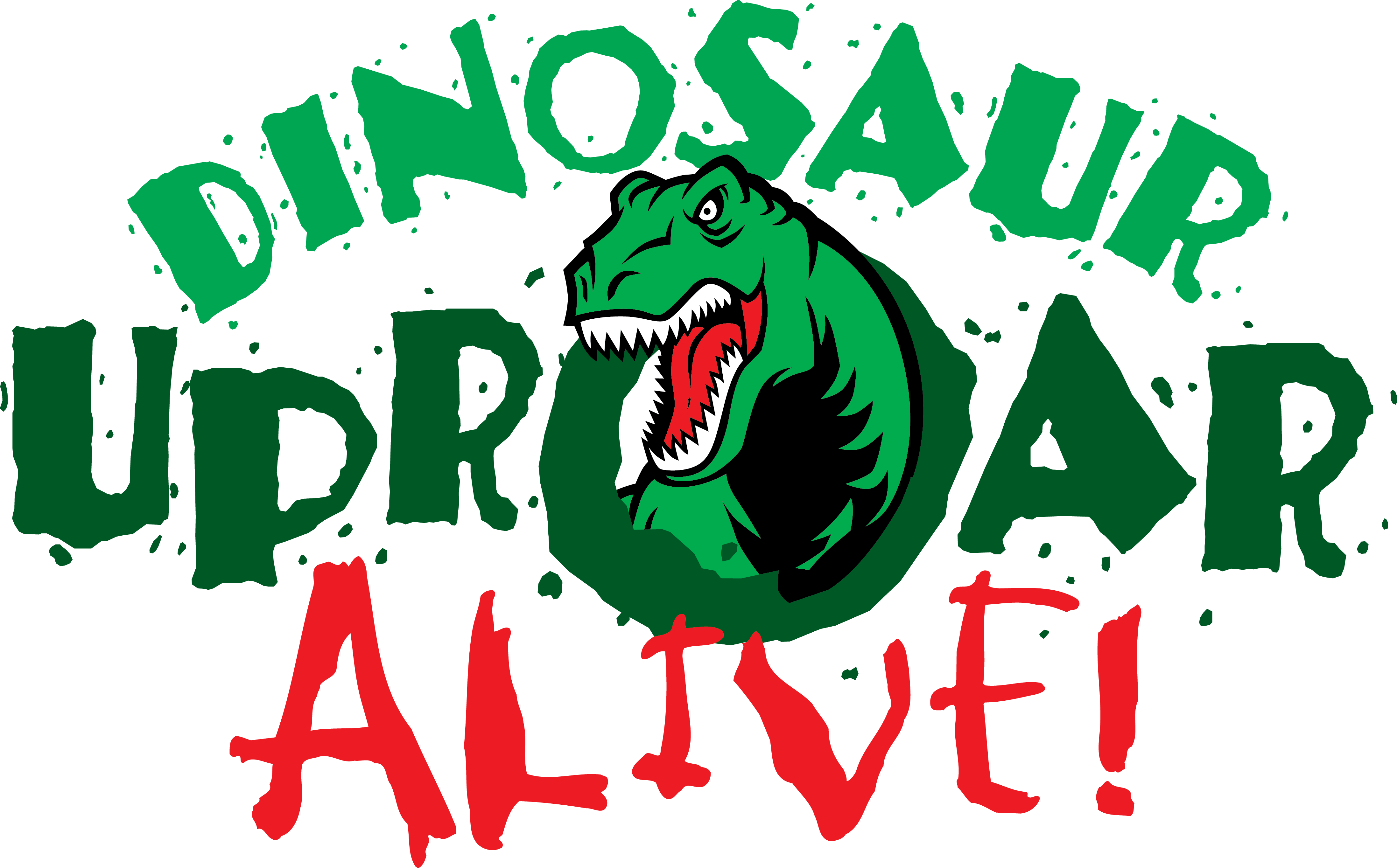 Dinosaurs UpROAR Alive
