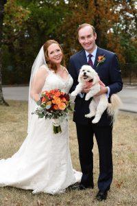 Amanda and Tom wedding by Allison Jansen Photography