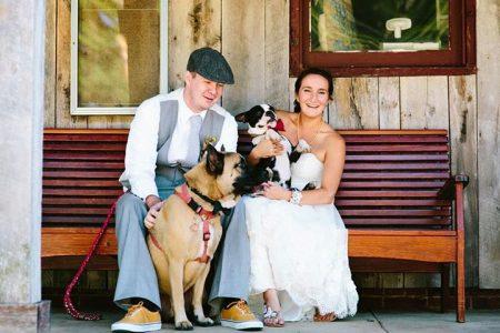 Morgan-Howell wedding Photo by Ethan Gulley